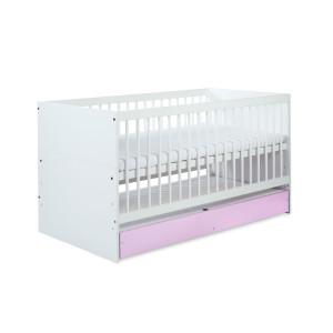 Łóżko Dalia pink