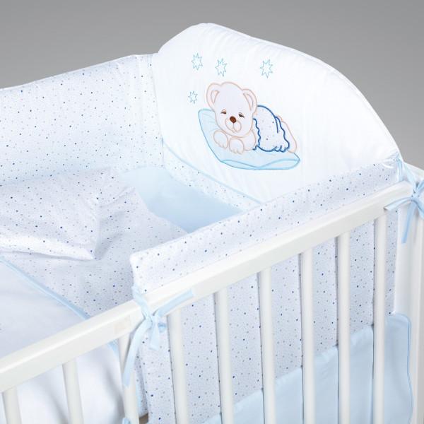 Sleeping Bear Cot Bedding H108 KlupŚ Children S Furniture