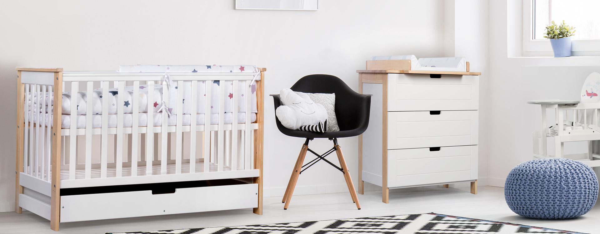 Wooden furniture for children from Poland