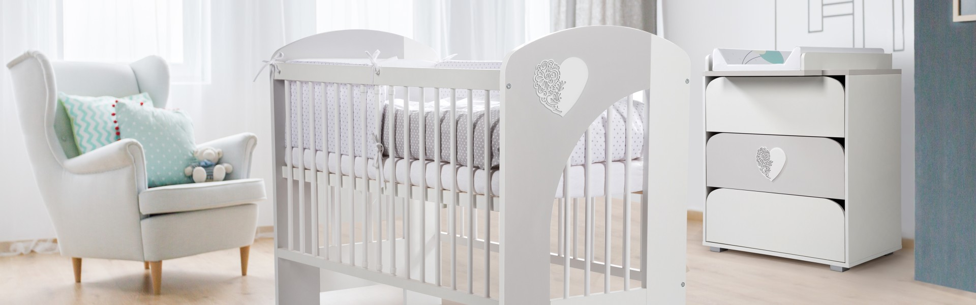 Nel Heart baby furnitures