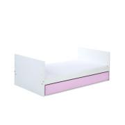 Łóżko Dalia pink funkcja tapczaniaka