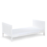 Łóżko Przemek II biały funkcja tapczanik