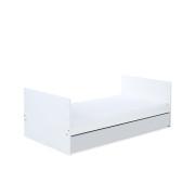 Łóżko Dalia gray funkcja tapczanika