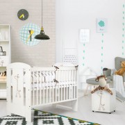 meble dla dziecka - Safari Żyrafka biała