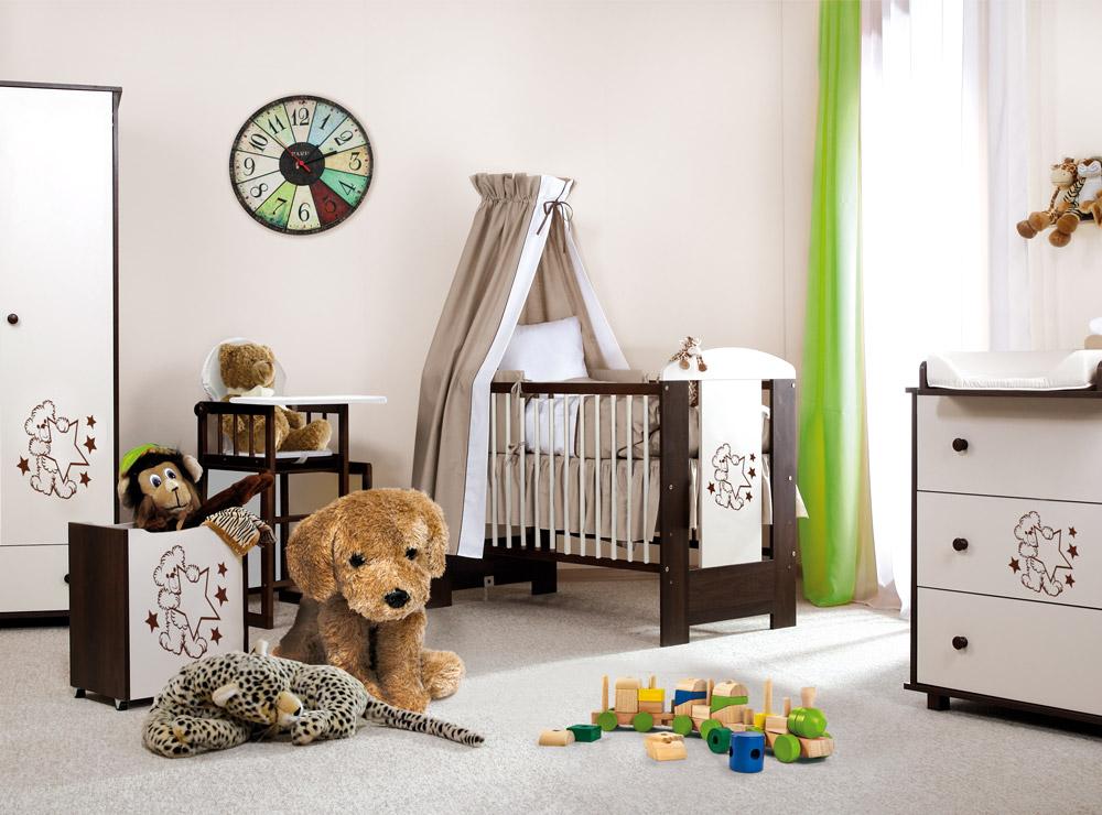 meble dla dziecka Safari Miś