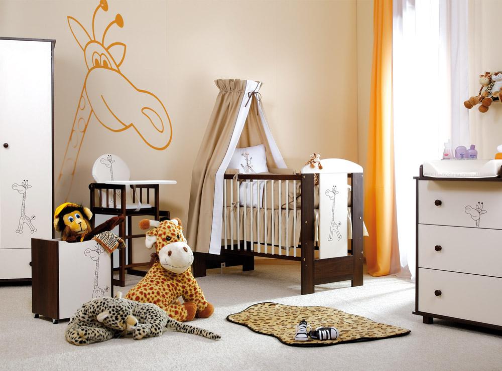 meble dla dziecka - Safari Żyrafka