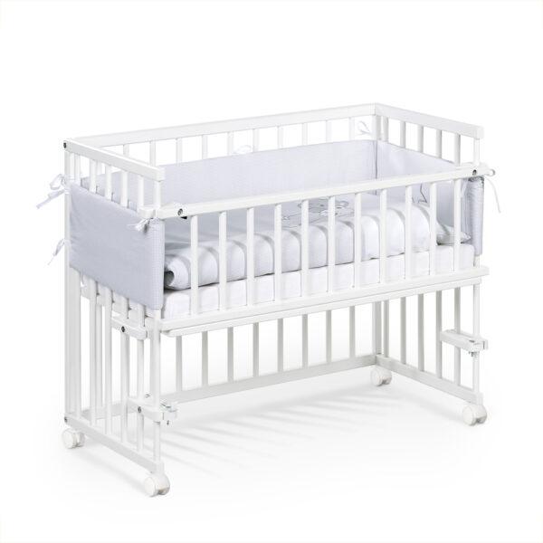 łóżeczko Dostawne Piccolo Due Klupś Meble Dziecięce